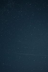 Stars Starry Sky Night 5k