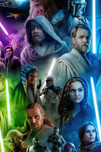 640x960 Stars Way Day May Be The 4th With You