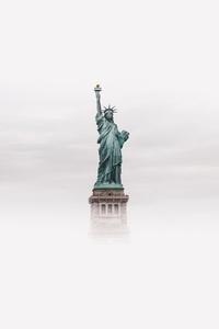 Statue Of Liberty 8k
