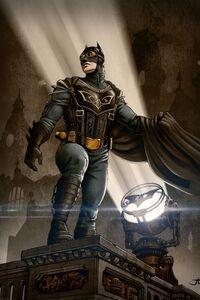 Steampunk Batman 5k