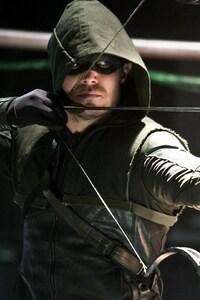 Stephen AmellAs Arrow