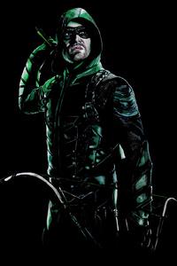 Stephen Amell As Green Arrow 5k
