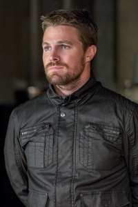 Stephen Amell As Oliver Queen Season 6