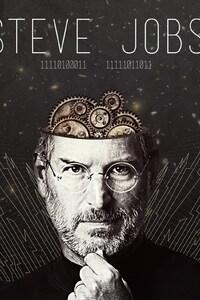 1080x2280 Steve Jobs