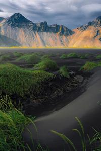 1080x1920 Stokksnes Iceland 5k