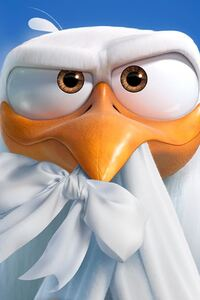 640x1136 Storks Animated Movie