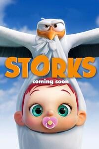 640x1136 Storks Movie 2016