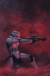 Stormtrooper Aim