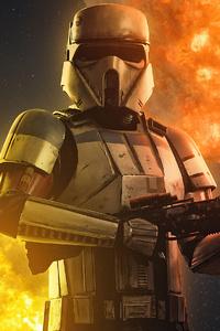 750x1334 Stormtrooper Corp 4k