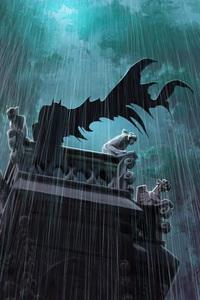 2160x3840 Stormy Night Batman Day 4k