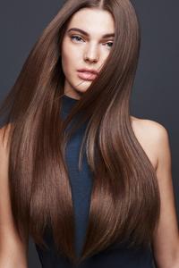 2160x3840 Straight Hair Girl