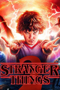 1080x1920 Stranger Things Season 2 2017 Latest