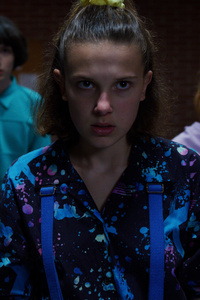 480x854 Stranger Things Season 3 Neflix 5k