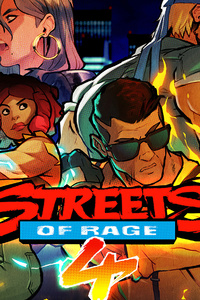 640x960 Streets Of Rage 4 4k