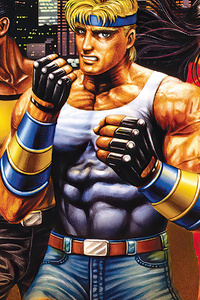 640x960 Streets Of Rage 4 Bare Knuckle