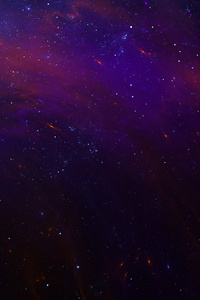 1280x2120 String Of Galaxies 4k
