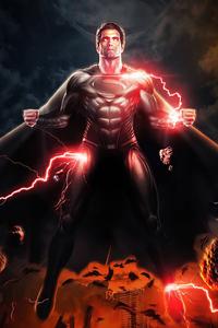 1242x2688 Stronger Superman