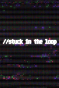 320x568 Stuck In The Loop For Eternity 4k