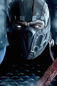 Sub Zero In Mortal Kombat Movie 5k