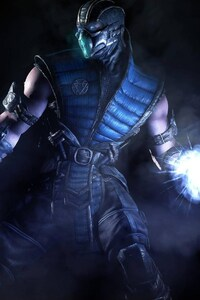 640x960 Sub Zero In Mortal Kombat