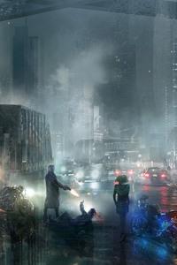 1080x1920 Suicide Squad Concept Art