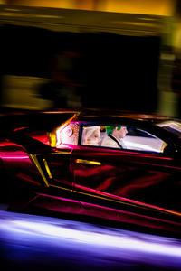 1080x1920 Suicide Squad Purple Lamborghini