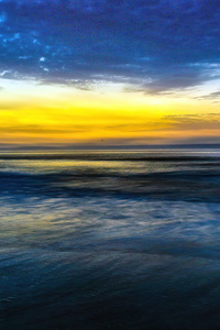 1080x2280 Sunrise Garden City Beach South Carolina 8k