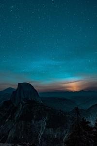 Sunrise In Yosemite Valley 5k