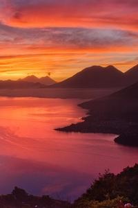 540x960 Sunrise Morning Landscape 5k