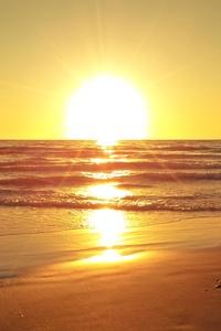 Sunset Algiers
