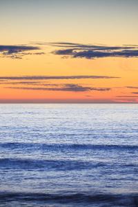 Sunset From Cape Arago 4k