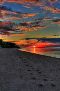 Sunset Island 5k