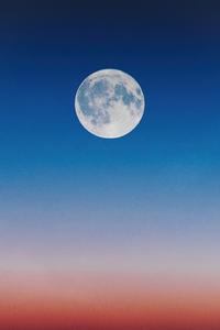 Sunset Moon 5k