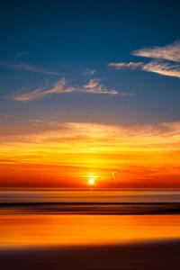 Sunset Smoothing 5k