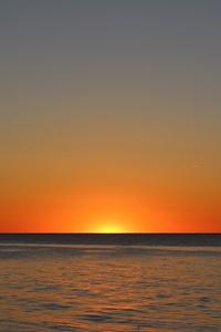 Sunset Water Dusk Dawn