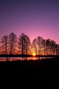 640x1136 Sunset