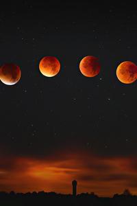 Super Blood Moon 5k