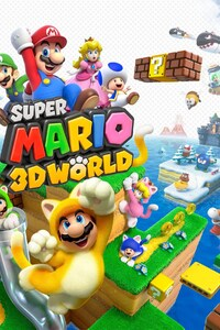 640x1136 Super Mario 3D World