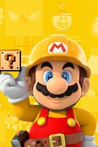 1080x2280 Super Mario Maker