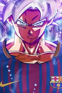 Super Saiyan Blue Dragon Ball Super 4k