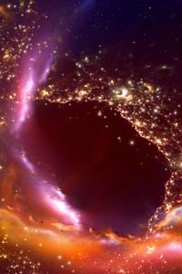 1440x2560 Supergalaxy 4k