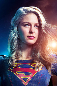 240x400 Supergirl 2019 Poster
