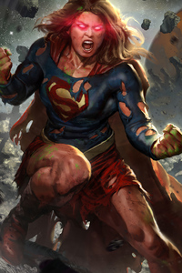 540x960 Supergirl 2020 Art