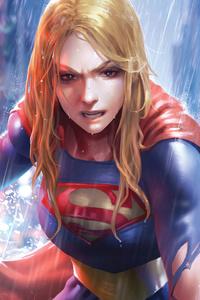 360x640 Supergirl 4k 2020
