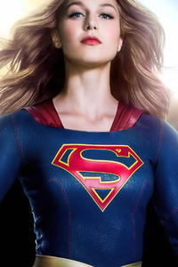 Supergirl 4k Kara Zor El