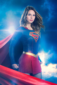 480x854 Supergirl 4k New
