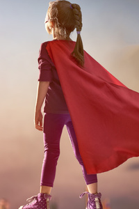 Supergirl Cosplay 2