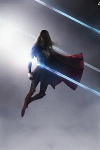 Supergirl Dc Comic Hero