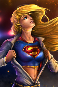 Supergirl Double Identity