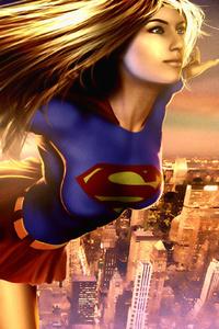 Supergirl HD Art